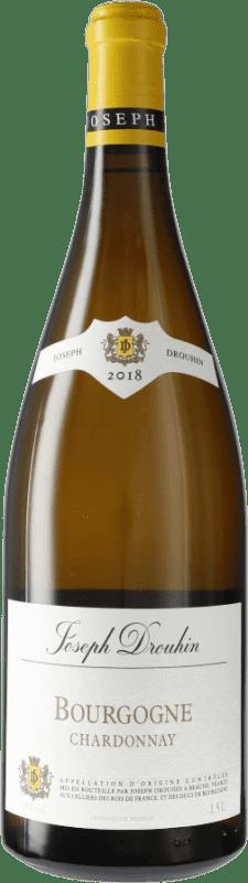 31,95 € Envío gratis   Vino blanco Drouhin A.O.C. Bourgogne Borgoña Francia Chardonnay Botella Mágnum 1,5 L