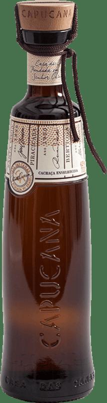 33,95 € | Cachaza Capucana Brazil Bottle 70 cl