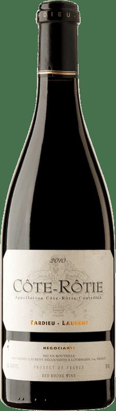 79,95 € | Red wine Tardieu-Laurent 2010 A.O.C. Côte-Rôtie France Syrah, Serine Bottle 75 cl
