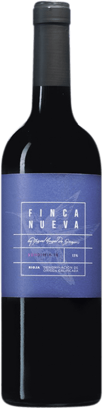 6,95 € Envoi gratuit | Vin rouge Finca Nueva D.O.Ca. Rioja Espagne Tempranillo Bouteille 75 cl