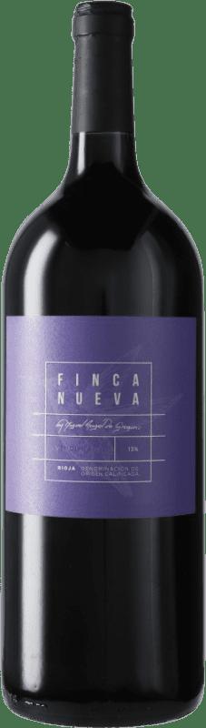 13,95 € Envoi gratuit | Vin rouge Finca Nueva D.O.Ca. Rioja Espagne Tempranillo Bouteille Magnum 1,5 L