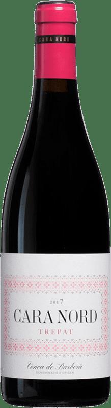12,95 € | Red wine Cara Nord D.O. Conca de Barberà Catalonia Spain Trepat Bottle 75 cl