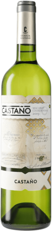 6,95 € | White wine Castaño D.O. Yecla Spain Bottle 75 cl