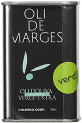 5,95 € Free Shipping | Cooking Oil L'Olivera Marges Oli Eco Spain Small Bottle 20 cl
