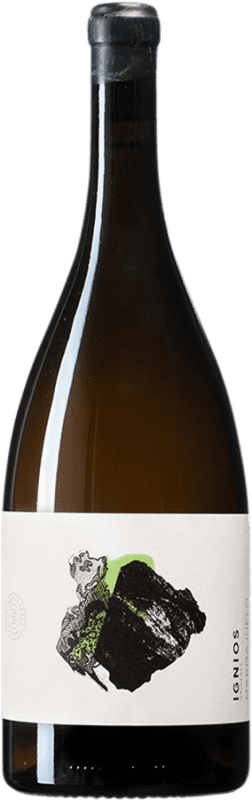 58,95 € Free Shipping | White wine Ignios Orígenes Marmajuelo D.O. Ycoden-Daute-Isora Spain Magnum Bottle 1,5 L