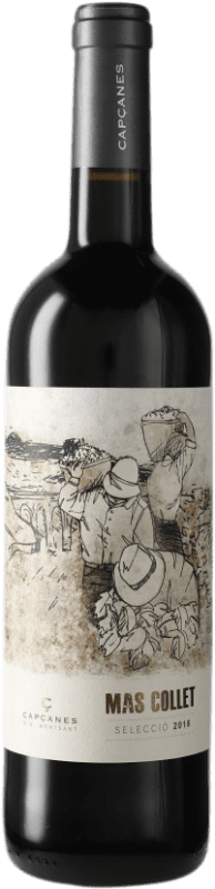 11,95 € | Red wine Capçanes Mas Collet D.O. Montsant Catalonia Spain Bottle 75 cl