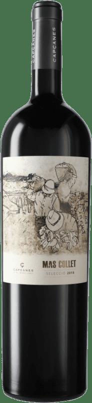 19,95 € Envío gratis | Vino tinto Capçanes Mas Collet D.O. Montsant Cataluña España Botella Mágnum 1,5 L
