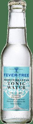 1,95 € Envío gratis   Refrescos Fever-Tree Mediterranean Tonic Water Reino Unido Botellín 20 cl