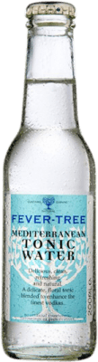 1,95 € | Refrescos Fever-Tree Mediterranean Tonic Water United Kingdom Small Bottle 20 cl