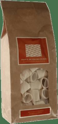 7,95 € Free Shipping | Italian pasta Paolo Petrilli Mezzi Paccheri Italy