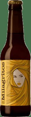 3,95 € 免费送货   啤酒 Dominio del Águila Milagritos 西班牙 Botellín Tercio 33 cl
