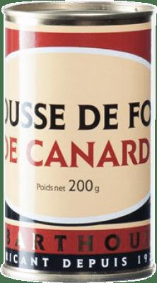 9,95 € Envío gratis   Foie y Patés J. Barthouil Mousse de Foie de Canard Francia