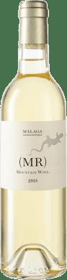 16,95 € Envío gratis | Vino blanco Telmo Rodríguez MR Mountain Wine D.O. Sierras de Málaga Andalucía España Moscatel Botella Medium 50 cl