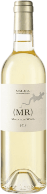 16,95 € Free Shipping | White wine Telmo Rodríguez MR Mountain Wine D.O. Sierras de Málaga Andalusia Spain Muscatel Medium Bottle 50 cl