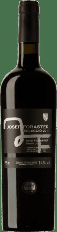 25,95 € | Red wine Josep Foraster Negre Selecció D.O. Conca de Barberà Catalonia Spain Tempranillo, Cabernet Sauvignon Bottle 75 cl