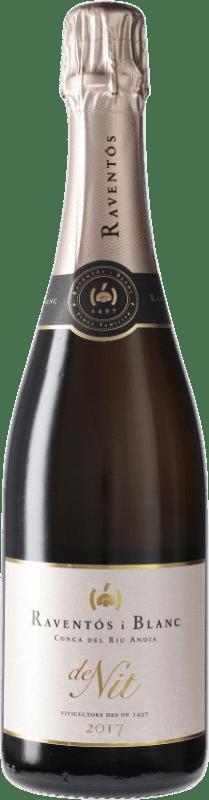 16,95 € Free Shipping   Rosé sparkling Raventós i Blanc Nit Rosat Catalonia Spain Monastrell, Macabeo, Xarel·lo, Parellada Bottle 75 cl