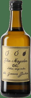 16,95 € Envío gratis | Aceite Clos Mogador Oli d'Oliva Verge Extra España Botella Medium 50 cl