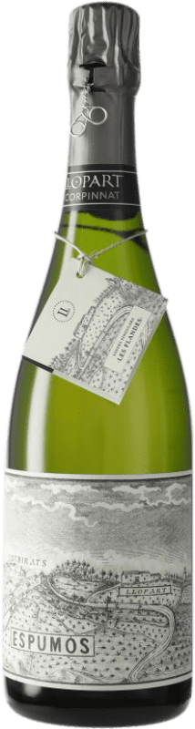 52,95 € Free Shipping | White sparkling Llopart Original 1887 Brut Nature 2008 Corpinnat Spain Monastrell, Macabeo, Xarel·lo Bottle 75 cl