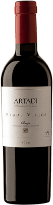 35,95 € | Red wine Artadi Pagos Viejos D.O. Navarra Navarre Spain Tempranillo, Viura Half Bottle 37 cl