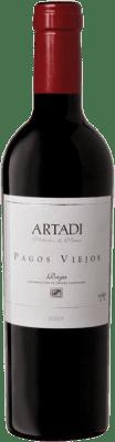 44,95 € Free Shipping   Red wine Artadi Pagos Viejos D.O. Navarra Navarre Spain Tempranillo, Viura Half Bottle 37 cl