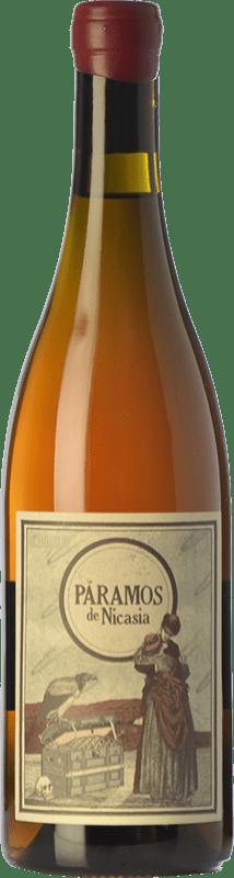 12,95 € Envío gratis | Vino rosado Máquina & Tabla Páramos de Nicasia Clarete D.O. Toro Castilla y León España Tempranillo, Garnacha, Malvasía Botella 75 cl