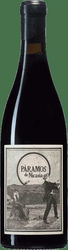 13,95 € Envío gratis | Vino tinto Máquina & Tabla Páramos de Nicasia D.O. Toro Castilla y León España Tinta de Toro Botella 75 cl