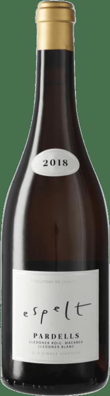 31,95 € Free Shipping | White wine Espelt Pardells D.O. Empordà Catalonia Spain Bottle 75 cl