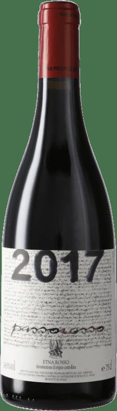 38,95 € Free Shipping | Red wine Passopisciaro Passorosso I.G.T. Terre Siciliane Sicily Italy Nerello Mascalese Bottle 75 cl