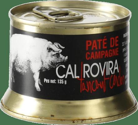 4,95 € | Foie y Patés Cal Rovira Paté de Campagne Spain