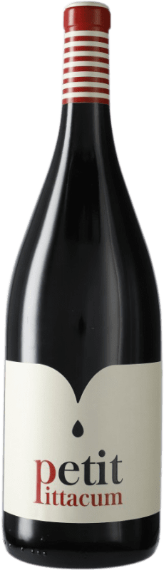15,95 € 免费送货 | 红酒 Pittacum Petit Pittacum D.O. Bierzo 卡斯蒂利亚莱昂 西班牙 瓶子 Magnum 1,5 L