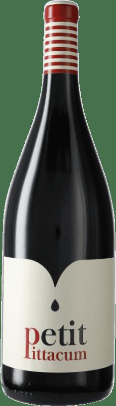 15,95 € Free Shipping | Red wine Pittacum Petit Pittacum D.O. Bierzo Castilla y León Spain Magnum Bottle 1,5 L