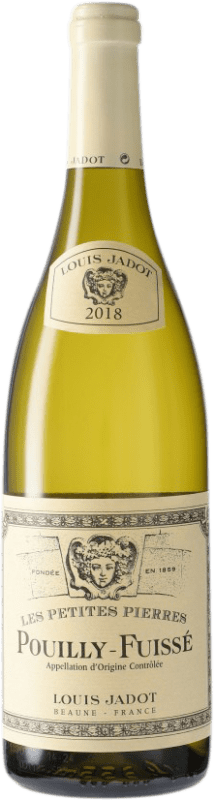 28,95 € | White wine Louis Jadot Petites Pierres A.O.C. Pouilly-Fuissé Burgundy France Bottle 75 cl