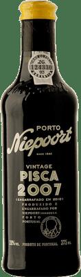 55,95 € Free Shipping | Red wine Niepoort Pisca Vintage 2007 I.G. Porto Porto Portugal Touriga Franca, Touriga Nacional, Tinta Roriz Half Bottle 37 cl