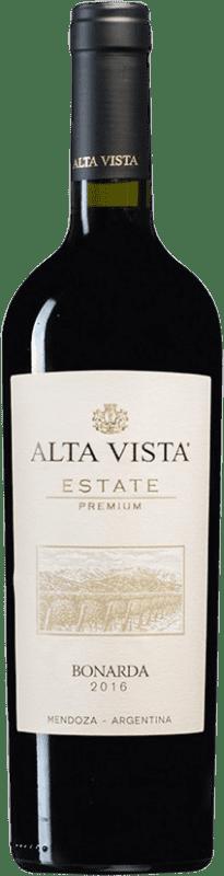 13,95 € | Red wine Altavista Premium I.G. Mendoza Mendoza Argentina Bonarda Bottle 75 cl