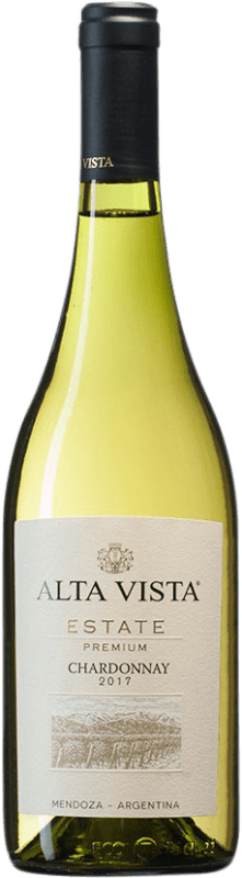 13,95 € | White wine Altavista Premium I.G. Mendoza Mendoza Argentina Chardonnay Bottle 75 cl