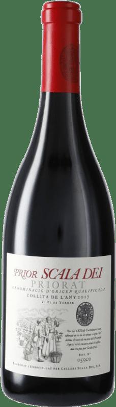 21,95 € Envoi gratuit | Vin rouge Scala Dei Prior Crianza D.O.Ca. Priorat Catalogne Espagne Syrah, Grenache, Cabernet Sauvignon, Carignan Bouteille 75 cl