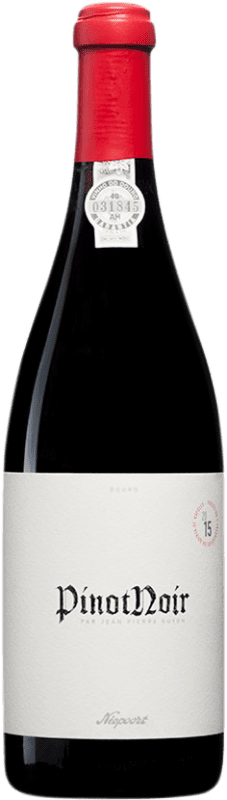 39,95 € Free Shipping | Red wine Niepoort Projecto I.G. Douro Douro Portugal Pinot Black Bottle 75 cl