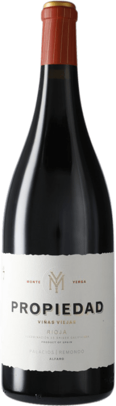 56,95 € | Red wine Palacios Remondo Propiedad D.O.Ca. Rioja Spain Grenache Magnum Bottle 1,5 L