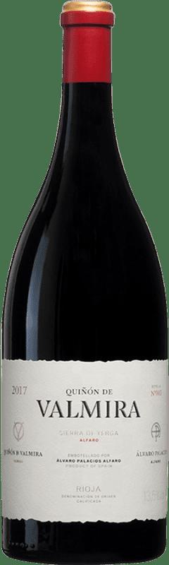1 771,95 € Free Shipping | Red wine Palacios Remondo Quiñón de Valmira D.O.Ca. Rioja Spain Grenache Jéroboam Bottle-Double Magnum 3 L
