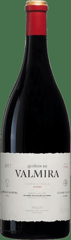 3 096,95 € Envío gratis | Vino tinto Palacios Remondo Quiñón de Valmira D.O.Ca. Rioja España Garnacha Botella Especial 5 L