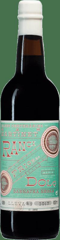 161,95 € Free Shipping | Red wine Mas Martinet Ranci Dolç D.O.Ca. Priorat Catalonia Spain Grenache Bottle 75 cl