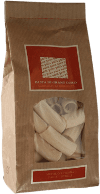 7,95 € Envío gratis | Pasta italiana Paolo Petrilli Rigatoni Italia