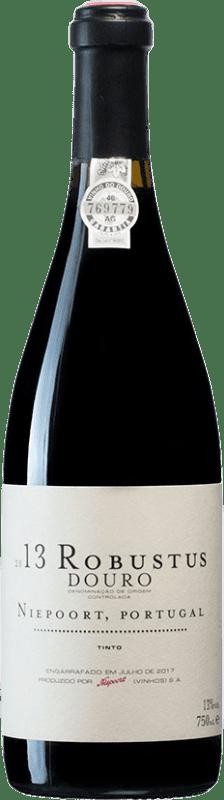 65,95 € Free Shipping | Red wine Niepoort Robustus Portugal Touriga Franca, Touriga Nacional, Tinta Roriz Bottle 75 cl
