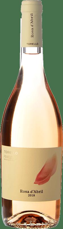 9,95 € Free Shipping   Rosé wine Torelló Rosa d'Abril D.O. Penedès Catalonia Spain Syrah, Malvasía, Macabeo Bottle 75 cl