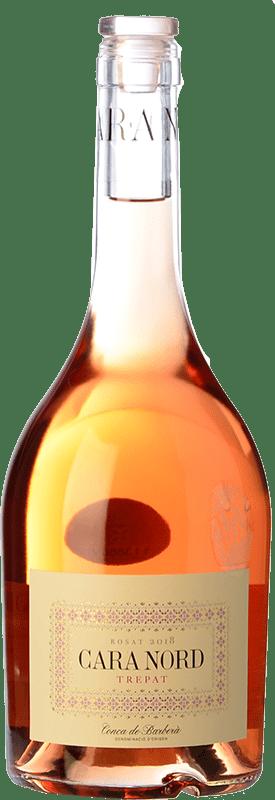 9,95 € | Rosé wine Cara Nord Rosat D.O. Conca de Barberà Catalonia Spain Trepat Bottle 75 cl