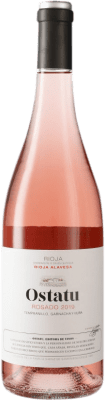 Ostatu Rosé Rioja 75 cl