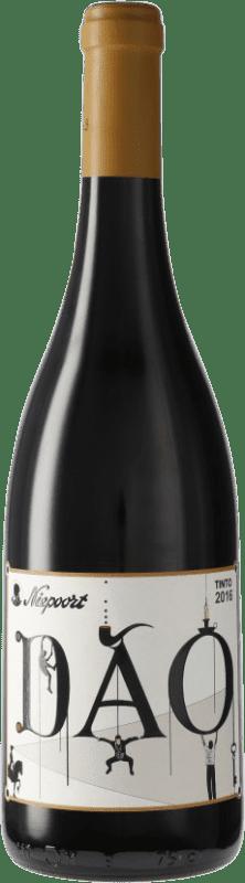 9,95 € Free Shipping | Red wine Niepoort Rotulo I.G. Dão Dão Portugal Touriga Franca, Alfrocheiro, Jaén Bottle 75 cl