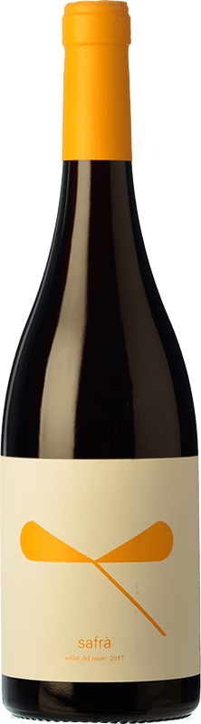11,95 € Free Shipping | Red wine Roure Safrà D.O. Valencia Valencian Community Spain Bottle 75 cl