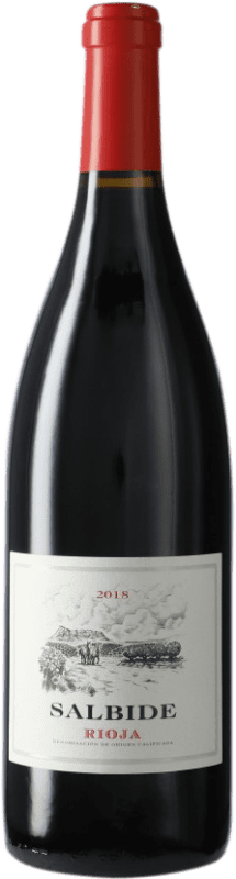 5,95 € Free Shipping | Red wine Izadi Salbide D.O.Ca. Rioja Spain Bottle 75 cl