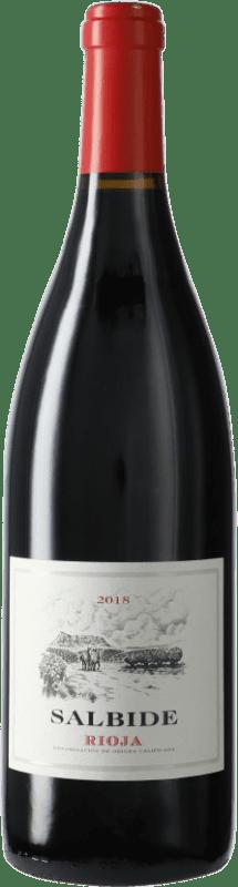 5,95 € Envoi gratuit | Vin rouge Izadi Salbide D.O.Ca. Rioja Espagne Bouteille 75 cl